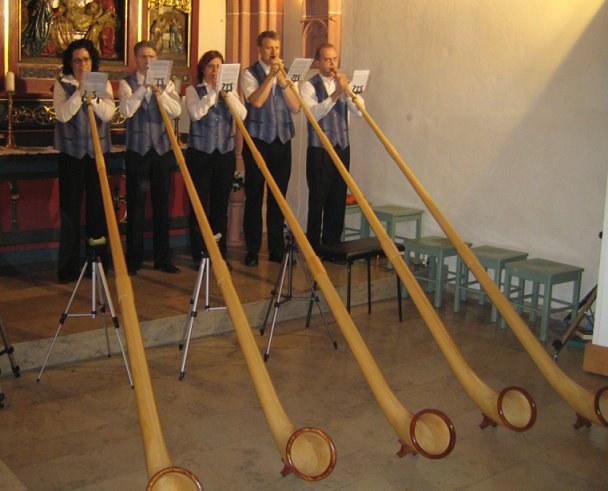 Alphorn Messe 2011